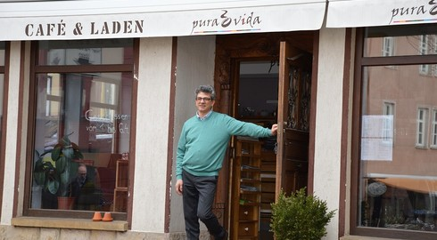 Aus Pura Vida wird Pura Vita - Toni Tedesco übernimmt Lokal am Luckenberg
