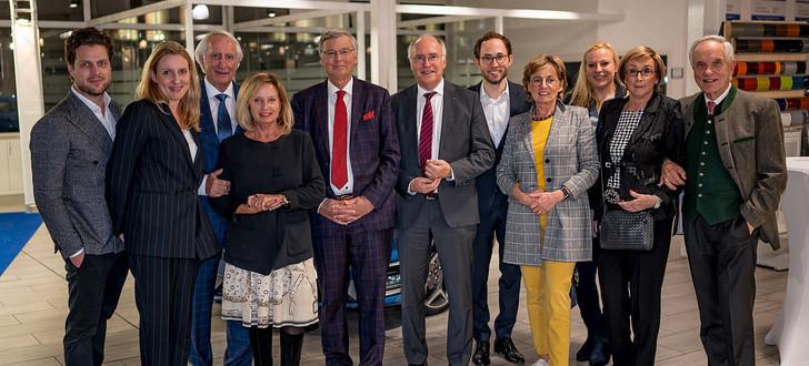 Wolfgang Bosbach beim Lions Club Fulda im Autohaus Sorg - Osthessen News