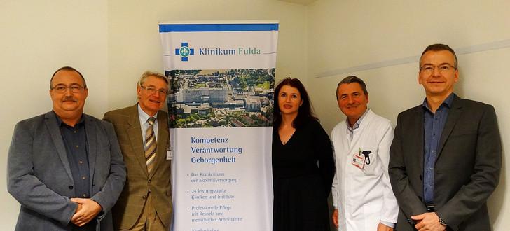 """Bauchspeicheldrüsenkrebs: """"Die Patienten stehen nicht alleine da"""" - Osthessen News"""