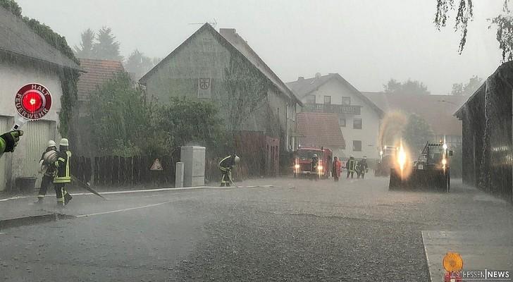Wetter Vogelsbergkreis